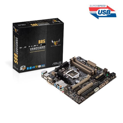 ASUS VANGUARD B85 GRAPHICS DRIVERS