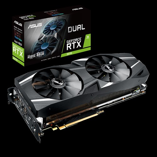 DUAL-RTX2070-A8G | Graphics Cards | ASUS USA