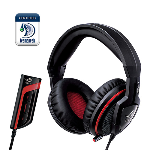 Asus rog orion pro 7 1 surround headset gaming pc for Mobilia webhallen