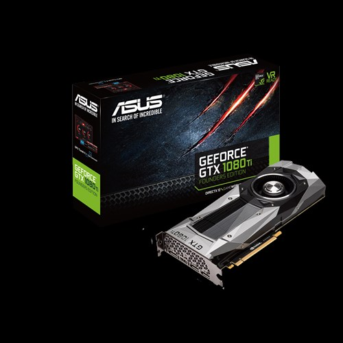 GTX1080TI-FE | Graphics Cards | ASUS Global