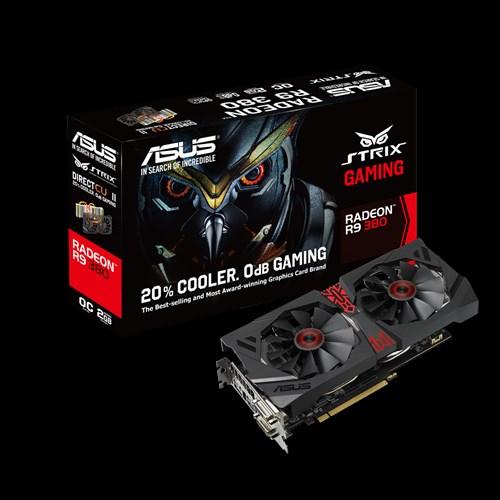 STRIX-R9380-DC2OC-2GD5-GAMING | Graphics Cards