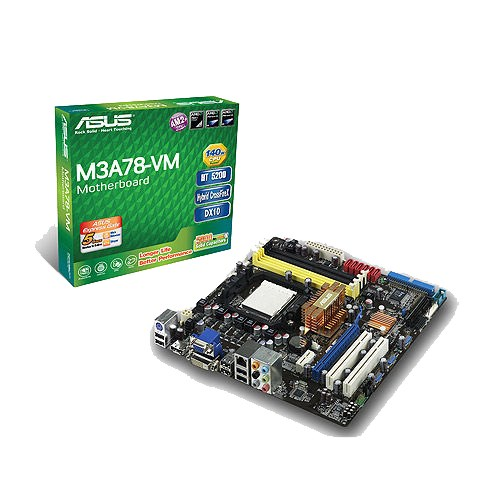 ASUS M3A78-VM WINDOWS 10 DRIVER