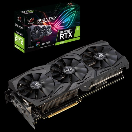 ROG-STRIX-RTX2060-A6G-GAMING | Graphics Cards | ASUS