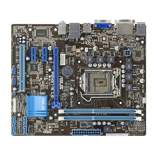 DRIVERS FOR ASUS P8H61-M LE MOTHERBOARD