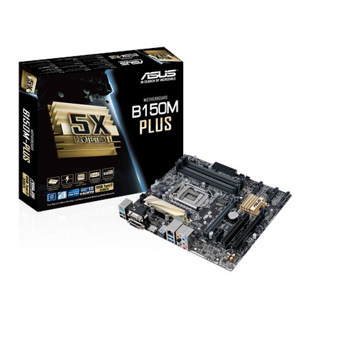 Drivers for ASUS B150M-F PLUS