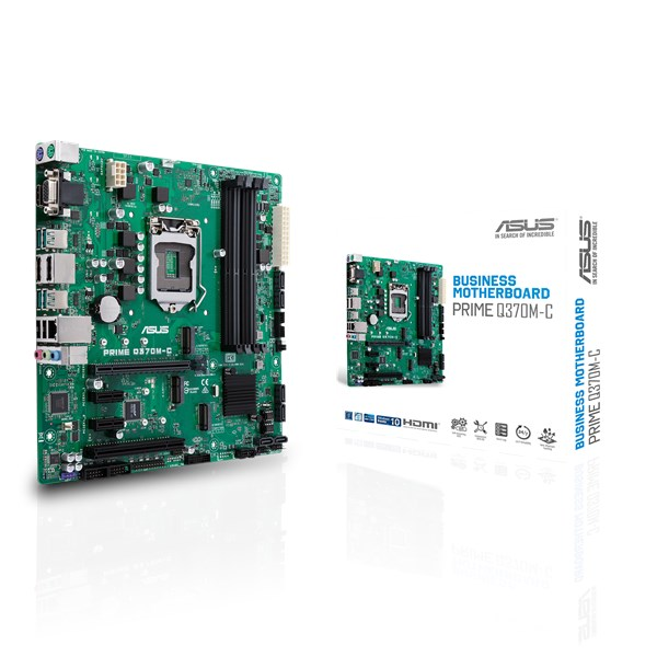PRIME Q370M-C | Motherboards | ASUS Global