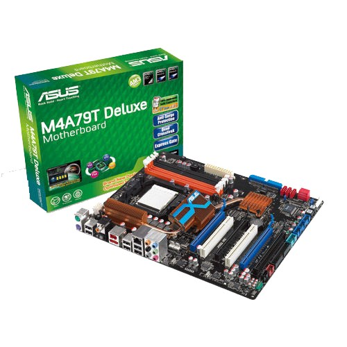 Asus M4A79T Deluxe AMD Chipset Windows 8 X64
