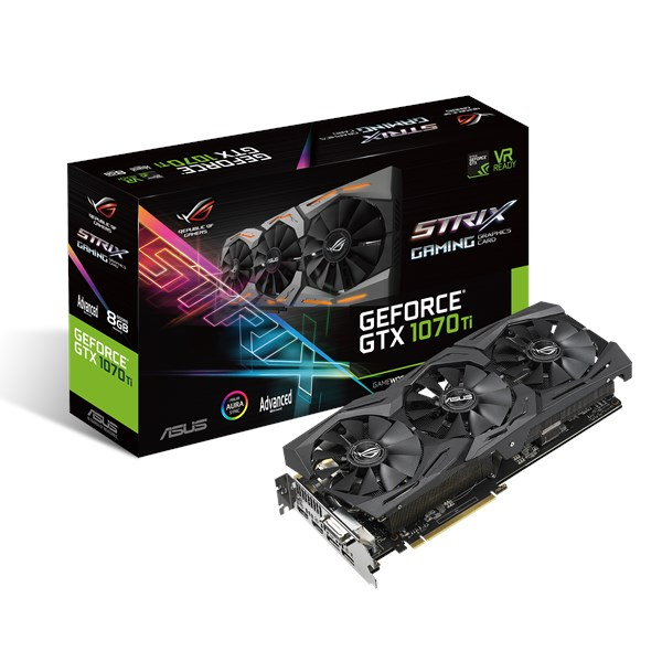 ROG-STRIX-GTX1070TI-A8G-GAMING | Graphics Cards | ASUS Global