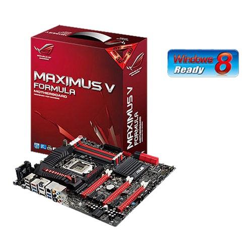 Asus Maximus V Formula LucidLogix Virtu MVP 64 BIT