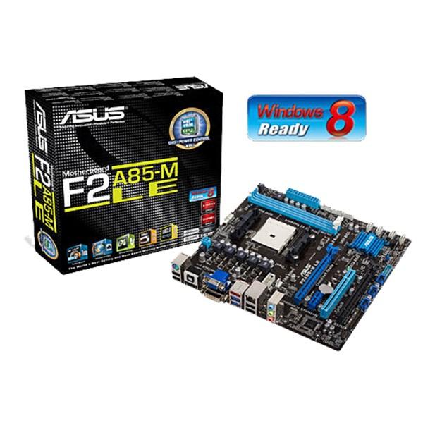Asus F2A85-M LE Realtek LAN Windows