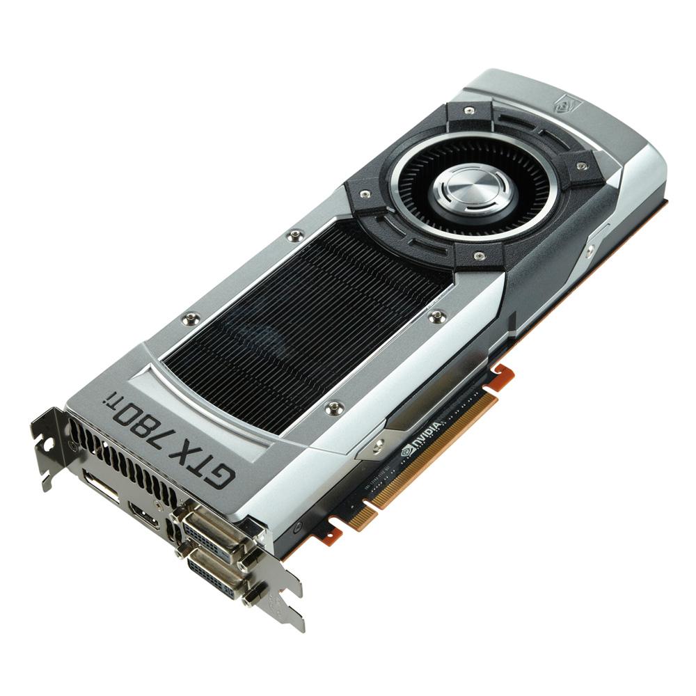 GeForce GTX 780Ti 3GB GDDR5 384bits - DVI/HDMI/Dis