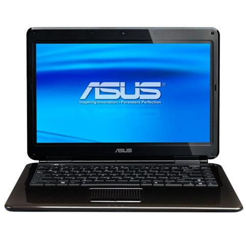 Asus K40ID Notebook System Monitor Windows 7