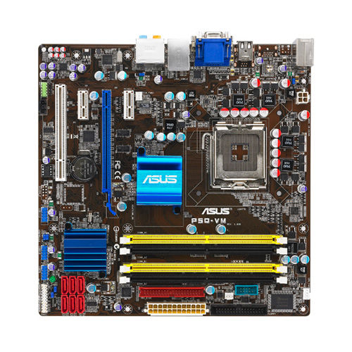 Asus P5Q-VM EPU-4 Engine Driver Windows 7