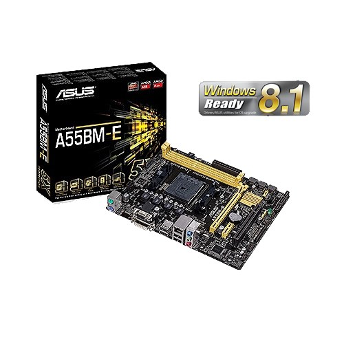 ASUS A55BM-E MOTHERBOARD DRIVERS FOR PC