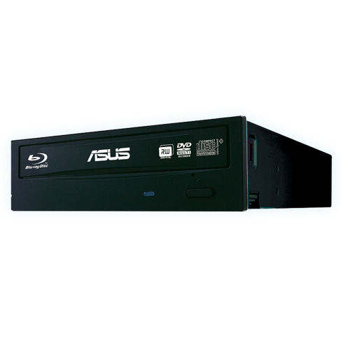 ASUS BW 12B1ST BLK G AS 12X Blu ray Internal Burner Drive