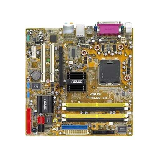 ASUS P5LD2-VM WINDOWS 8 DRIVER