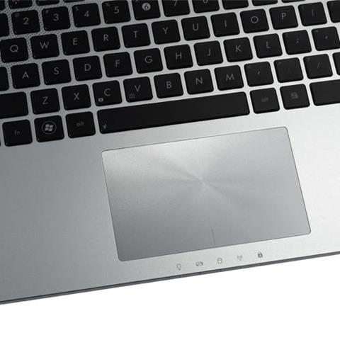 Intuitive multi-gesture touchpad