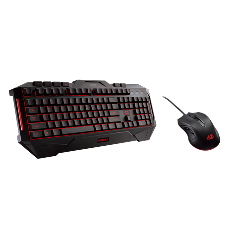 Cerberus Keyboard and Mouse Combo