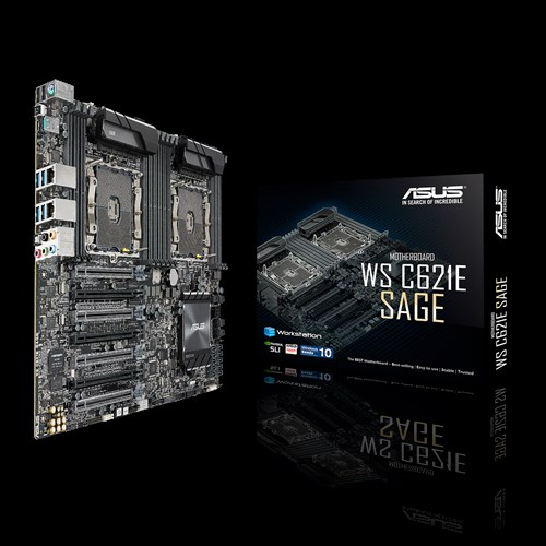 WS C621E SAGE   Servers & Workstations   ASUS USA
