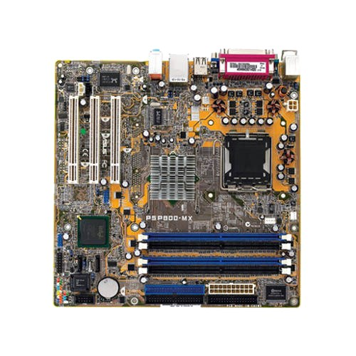 ASUS P5P800-MX SOUND DRIVER WINDOWS