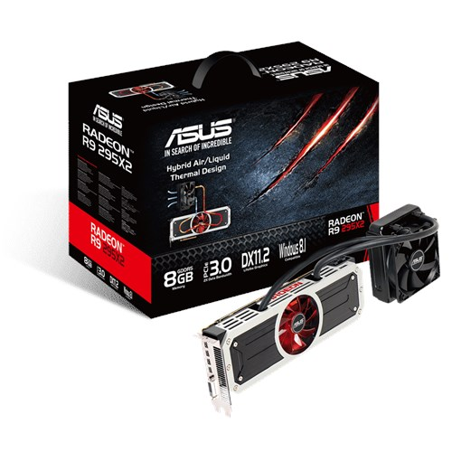 R9295X2-8GD5   Graphics Cards   ASUS Global