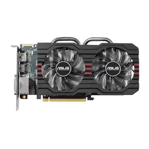 ASUS R9270 DC2OC 2GD5 Graphics Cards