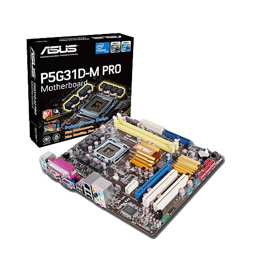 Asus P5G31D-M PRO Realtek HD Audio Drivers for Mac