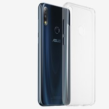 ZenFone Max Pro (M2) Clear Soft Bumper (ZB631KL)