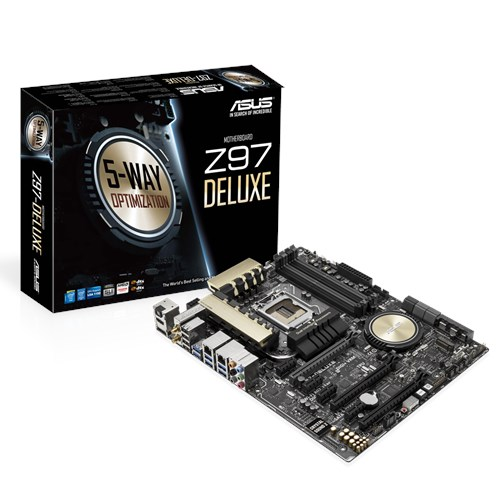 ASUS Z87-DELUXE/DUAL CHIPSET DRIVER DOWNLOAD