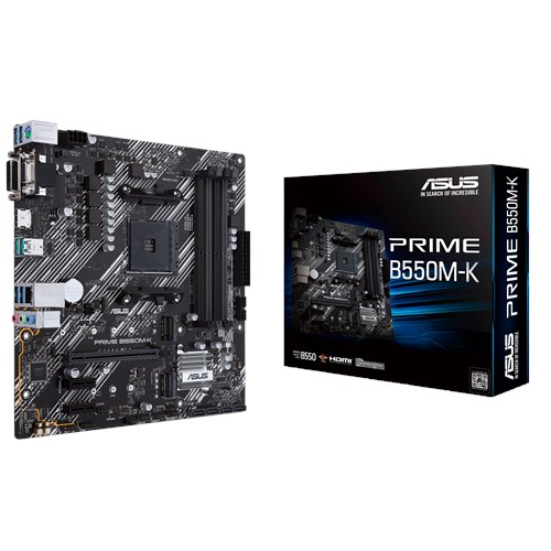 Socket AM4//B550//DDR4//S-ATA 600//Micro ATX ASUS TUF GAMING B550M-PLUS