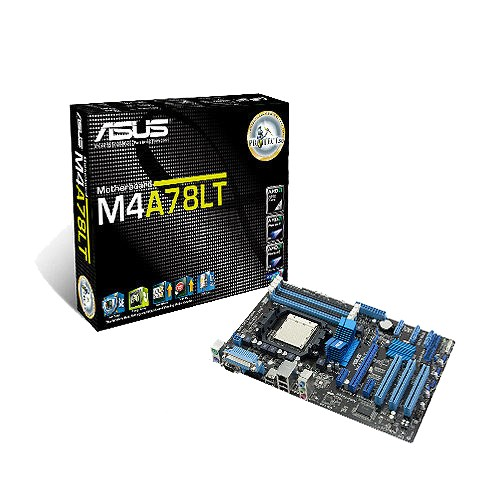 Asus M4A78L-M LE EPU 4-Engine Drivers for PC