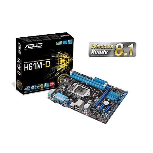 ASUS H61M-D Realtek Audio Treiber