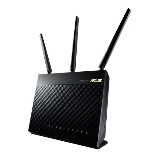 Rt ac68u networking asus usa ac1900 dual band gigabit wifi router aimesh for mesh wifi system aiprotection network security powered by trend micro adaptive qos and parental control greentooth