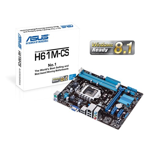 ASUS H61M-CS Intel Graphics Driver for PC