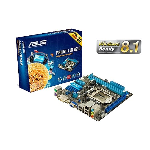 ASUS P8H61-I LX R2.0 SMART CONNECT WINDOWS 7 64 DRIVER