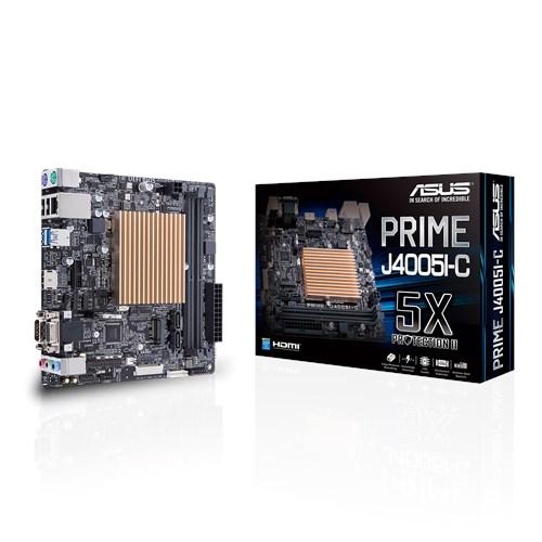 PRIME J4005I-C | Motherboards | ASUS Global