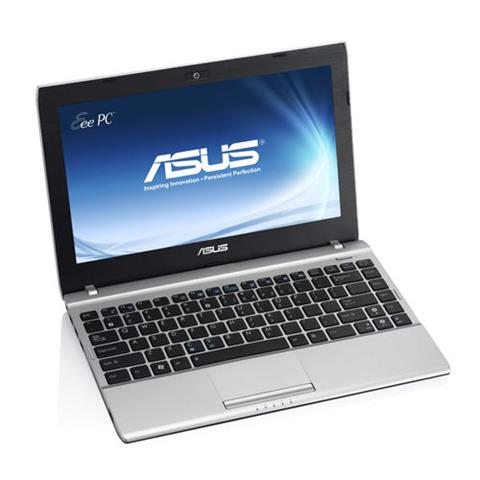 Eee PC 1225c Silver