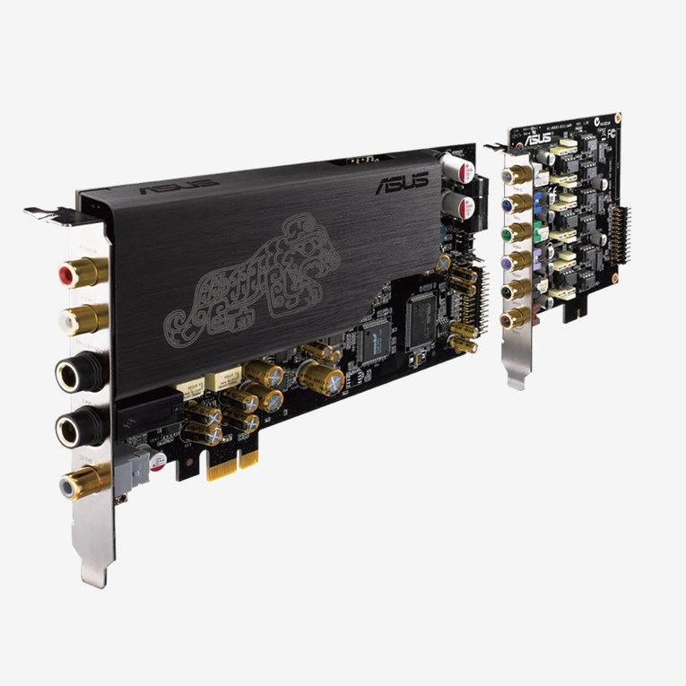 Sound Cards | ASUS Global