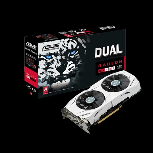 DUAL-RX480-O4G | Graphics Cards | ASUS Global