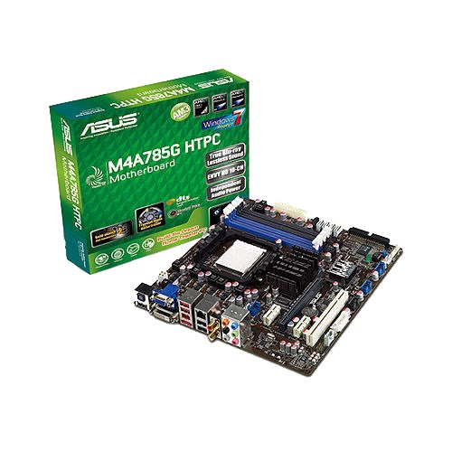 M4A785G HTPC | Motherboards | ASUS Global