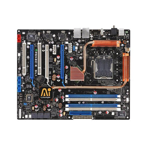 ASUS P5N32 E SLI MOTHERBOARD DRIVERS FOR WINDOWS 8