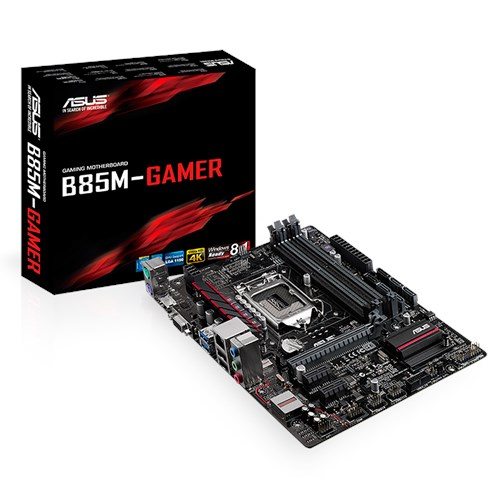 Asus B85M-GAMER Intel Chipset Treiber Windows 7
