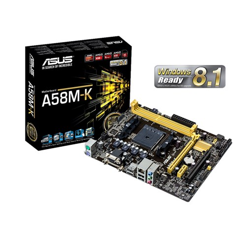 ASUS A58M-K Driver for Windows Mac