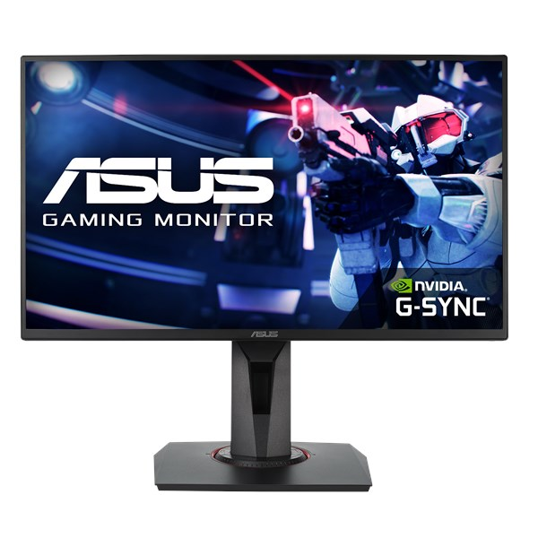 1ms Rapid Response 1080p VG245H ASUS 24-inch Full HD FreeSync Gaming Monitor