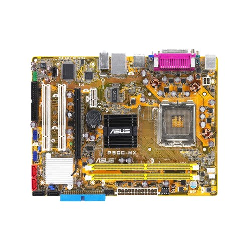 ASUS HCL P5GC VM S MOTHERBOARD DRIVERS PC