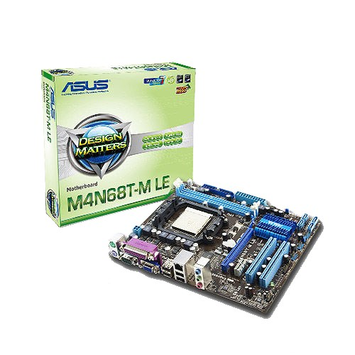 Asus M4N68T-M LE Turbo Key Drivers Windows 7