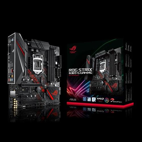 ROG STRIX B365-G GAMING | ROG - Republic Of Gamers