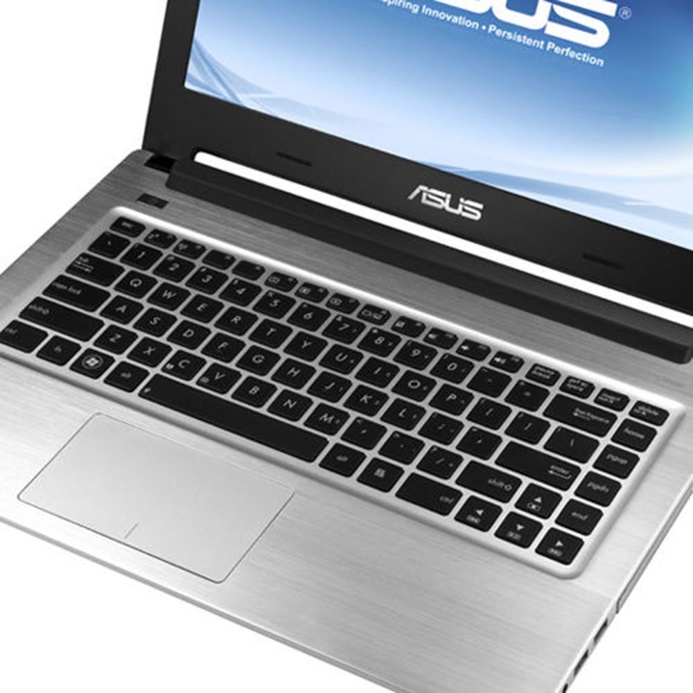 Ultrabook Asus S46CM-WX119H - Tela 14