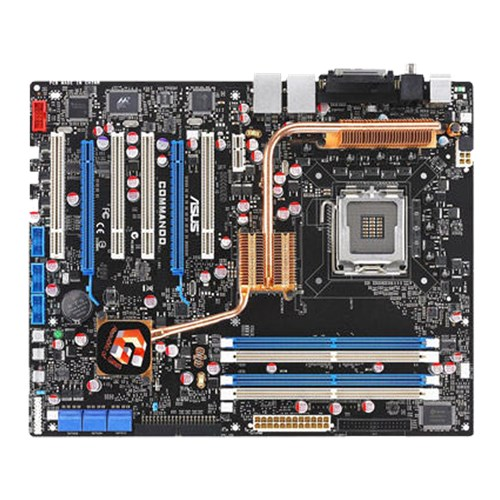 ASUS Commando Intel Chipset Drivers for Windows Mac