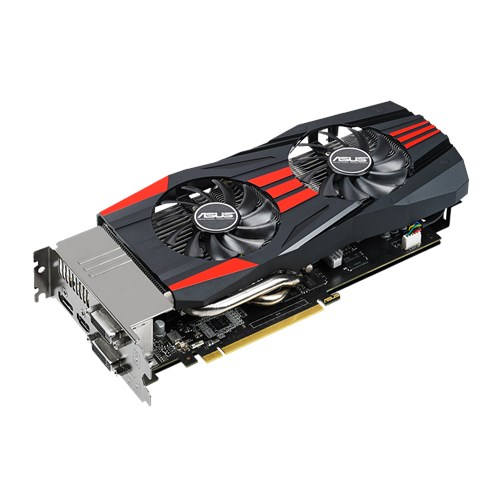 GTX760-DC2T-2GD5-SSU | Graphics Cards | ASUS Global